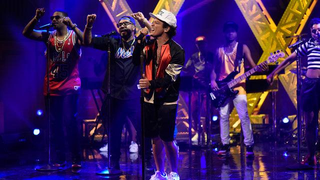 Bruno Mars: Chunky