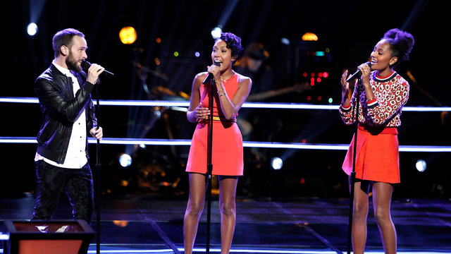 "Gabriel Violett vs. Whitney & Shannon: ""More Than Words"""