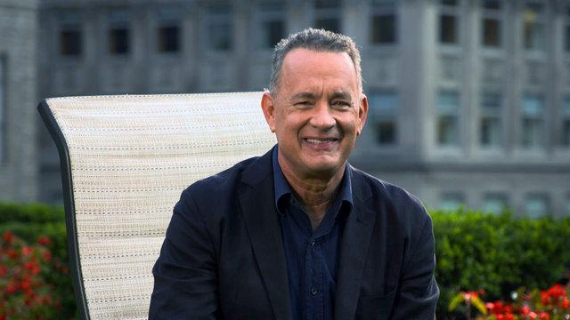 SNL Host Tom Hanks Hopes This Is His Big Break