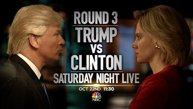 Trump vs. Clinton: Round 3