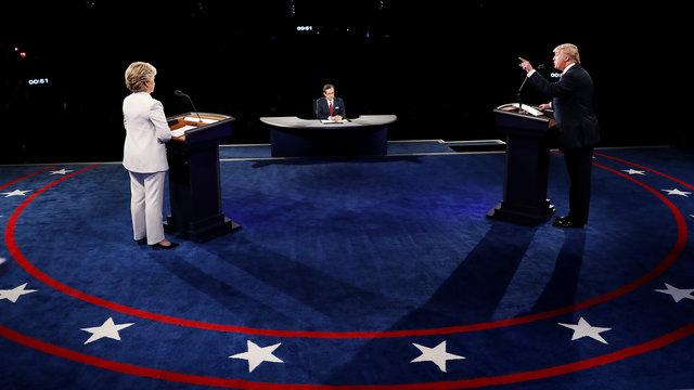 2016 Presidential Debate 3