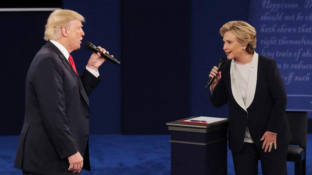 2016 Presidential Debate 2
