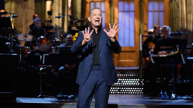 Tom Hanks America's Dad Monologue