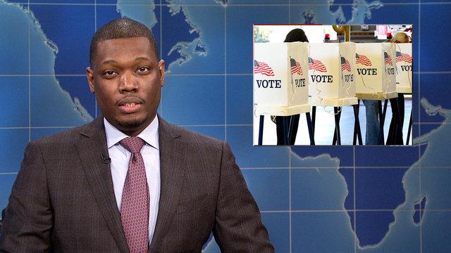 Weekend Update on the Third Presidential Debate