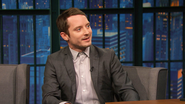 Elijah Wood's Worst Halloween Costume Involved Paper Bags