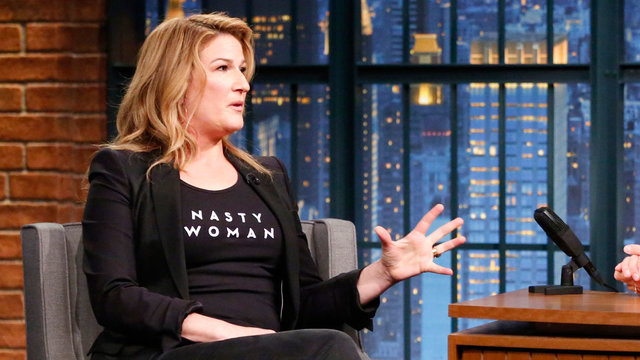 Ana Gasteyer Didn't Fit In at the Obama Girls' School