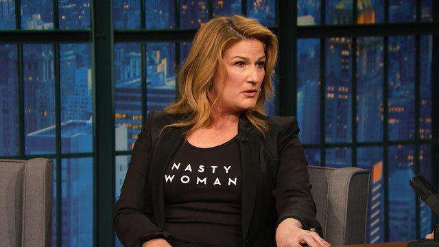 Ana Gasteyer Runs an Alien Support Group for People of Earth