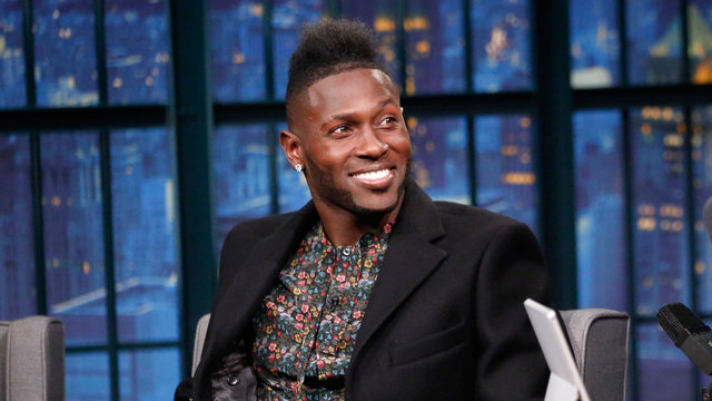 Antonio Brown on Business Is Booming