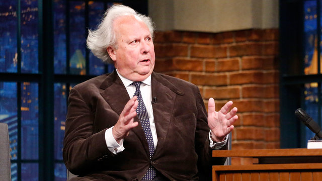 Graydon Carter Got Trump to Cash a Check for 13 Cents