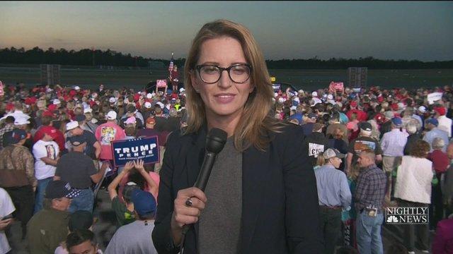 NBC Nightly News, Oct 26, 2016