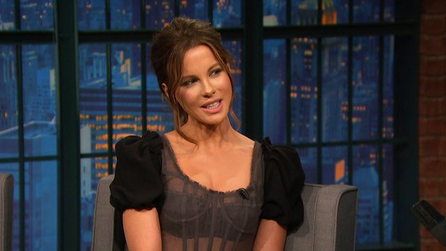 Kate Beckinsale's Daughter Made Her Film Debut with Robert De Niro