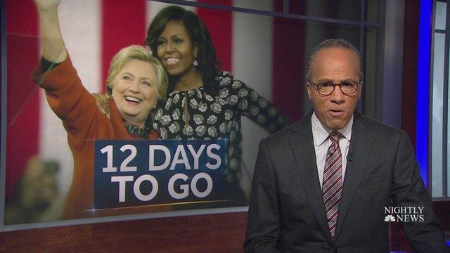 NBC Nightly News, Oct 27, 2016