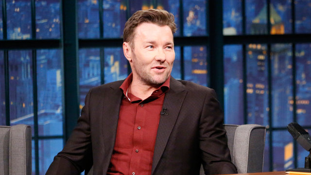 Joel Edgerton Experienced Hairism