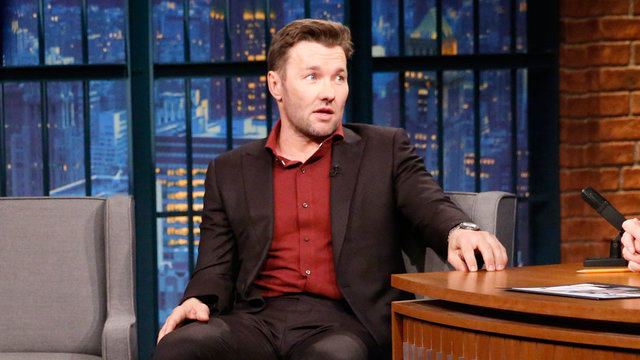 Joel Edgerton Learned to Lay Brick