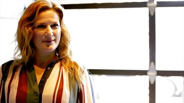 Ana Gasteyer, Triptides, Delanie Fischer