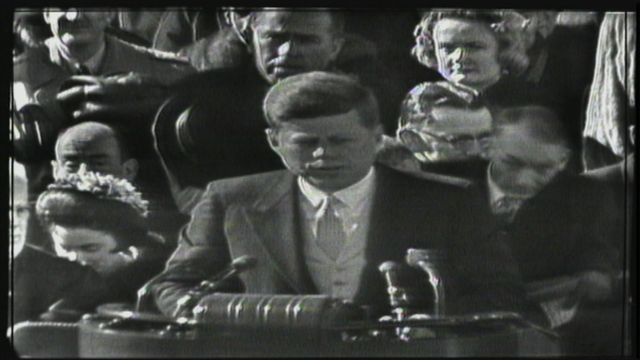 Inauguration 1961