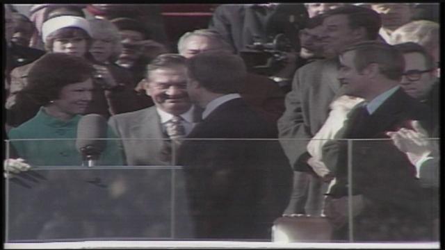 Inauguration 1977