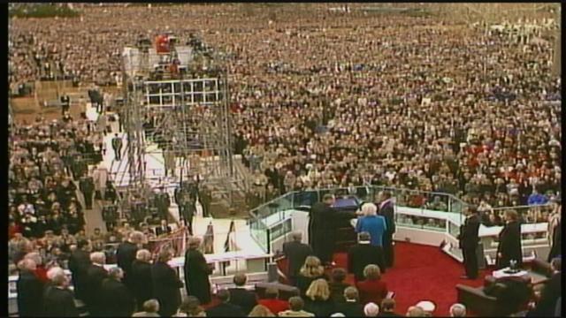 Inauguration 1989