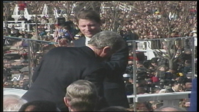 Inauguration 1993