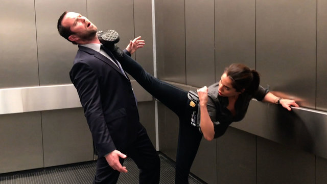 Blindspot Nails the Mannequin Challenge