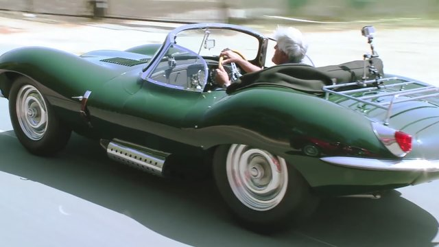 The new Jaguar XKSS