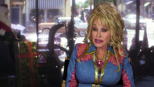 Dolly Parton's Christmas of Many Colors: First Look
