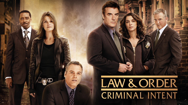 law and order ci antithesis