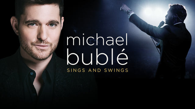 Michael Bublé Sings and Swings - NBC.com