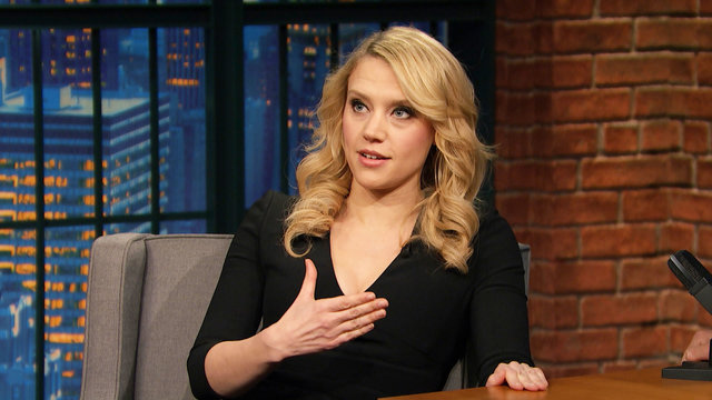 Kate McKinnon Had a Toxic Relationship with Her Iguana