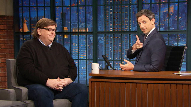 Michael Moore Explains the Power of Donald Trump's Hats