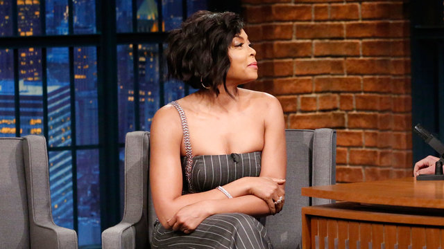 Taraji P. Henson Was Almost an Electrical Engineering Major in College