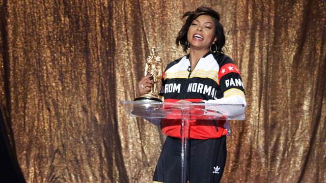 Taraji P. Henson Accepts the Actathalon