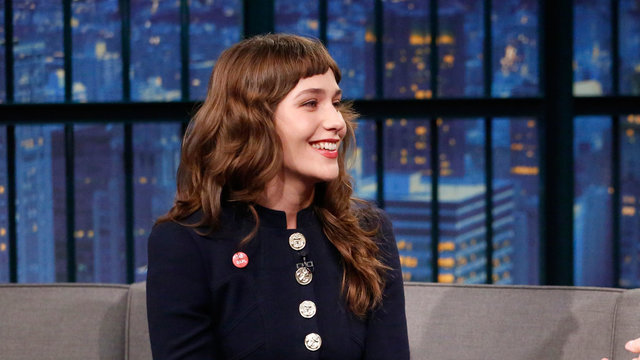 Lola Kirke Calls Filming in Venice a Beautiful Nightmare