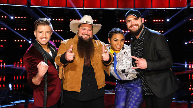 Next: The Voice Live Two-Night Finale Event