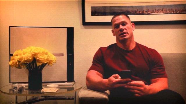 Inside Instagram with John Cena
