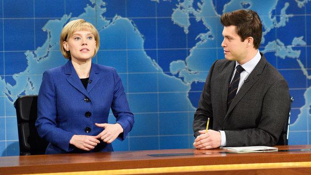 Weekend Update: Angela Merkel on Donald Trump