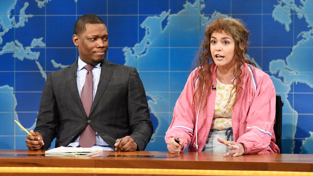 Weekend Update: Cathy Anne on Pizzagate