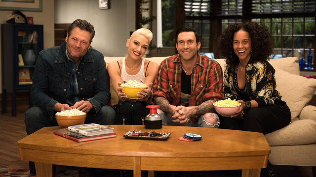 The Voice Season 12: One Happy Family
