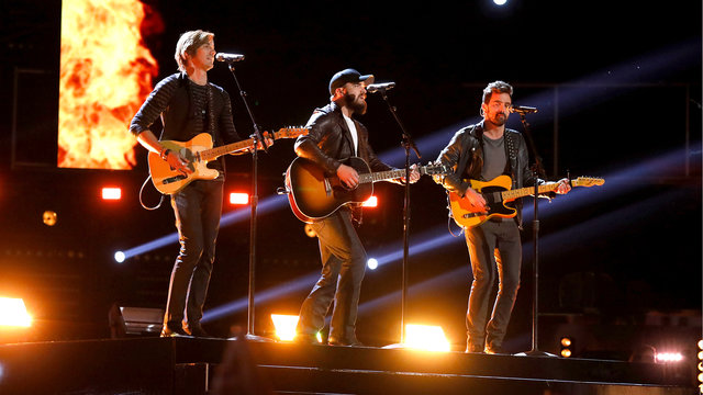 "Josh Gallagher, Austin Allsup and Brendan Fletcher: ""My Kinda Party"""