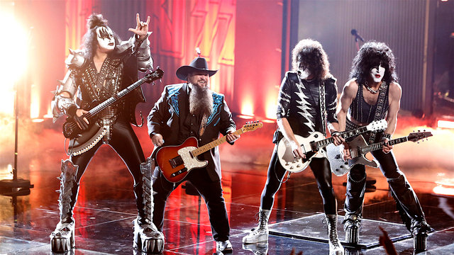 "Sundance Head and Kiss: ""Detroit Rock City""/""Rock and Roll All Nite"""