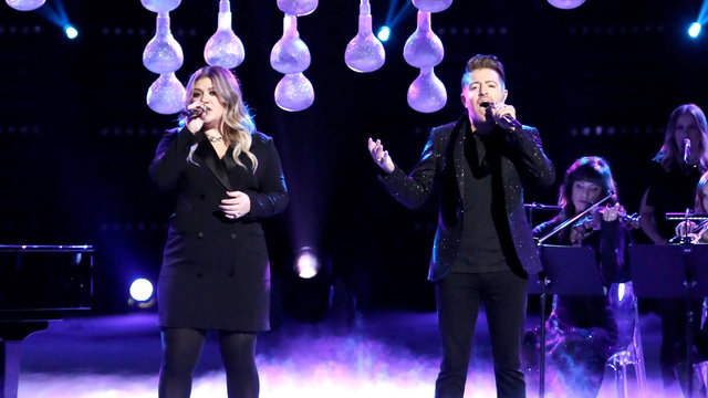 "Billy Gilman and Kelly Clarkson: ""It's Quiet Uptown"""