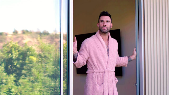 Adam Levine's Day Off
