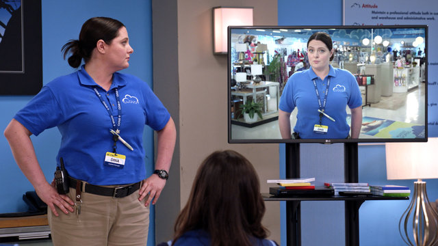Superstore Training Video: Dina on Workplace Efficiency