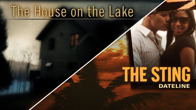 The House on the Lake/The Sting