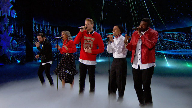 Pentatonix Captures the Holiday Spirit