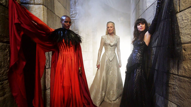 Emerald City: Meet the Witches of Oz