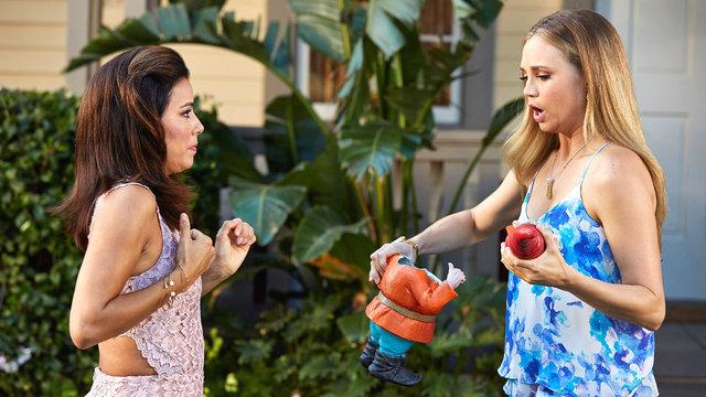 Ana Goes to Bat for Xavi