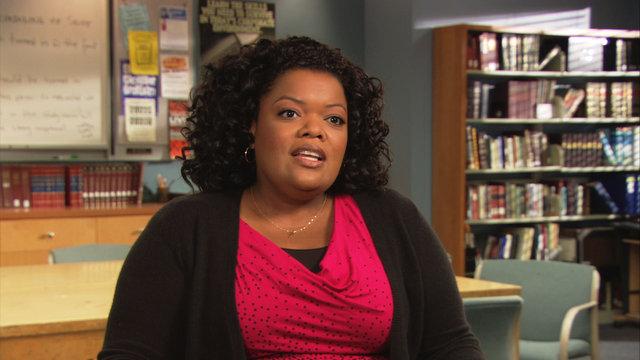 Season 4 Interview: Yvette Nicole Brown