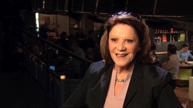 Linda Lavin Interview