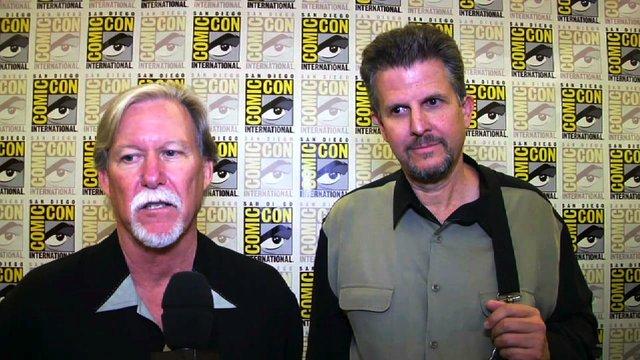 Grimm Creators at Comic Con